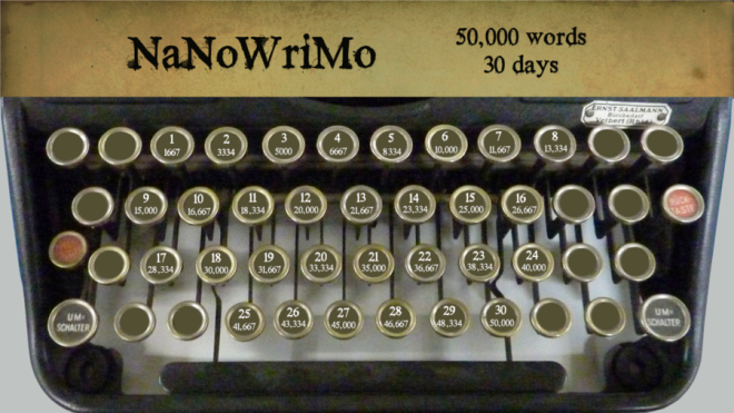 [In]NaNoWriMo